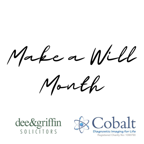 Make a Will month Dee & Griffin solicitors